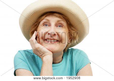 Super Happy Senior