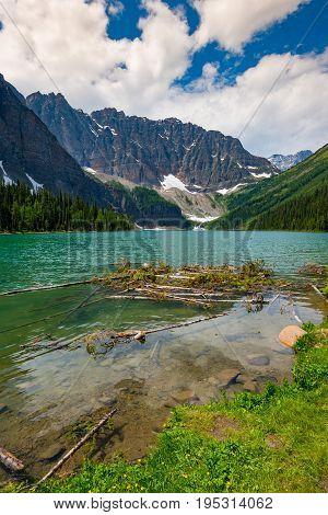 Taylor Lake, Banff National Park