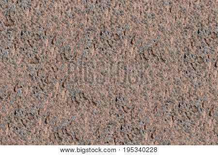 Texture stone brown natural fine pattern of unevenness form a wave