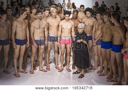 Parke & Ronen - Men Spring Summer 2018 Mens Show