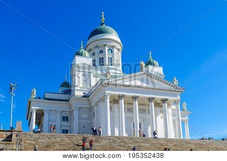 Lutheran Cathedral, In Helsinki