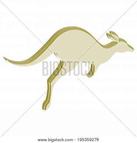 Kangaroo icon australia computer icon wallaby animal