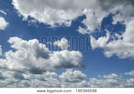 Stormy sky and clouds background natural wallpaper