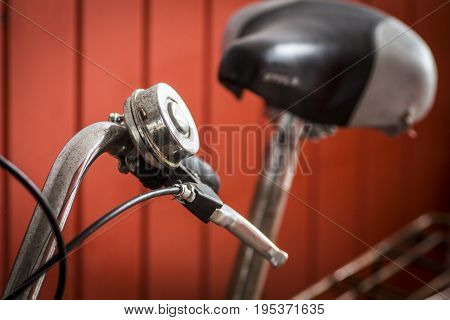 Part Of The Bicycle