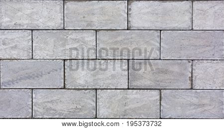 Sidewalk Tile Texture. Bricks Background. Floor Tiles