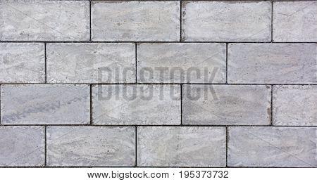 Sidewalk Tile Texture. Bricks Background. Floor Tiles