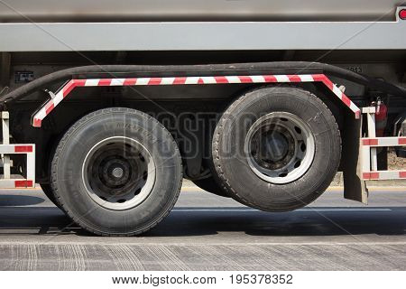 Michelin Xze 2 Tyres Of Truck.