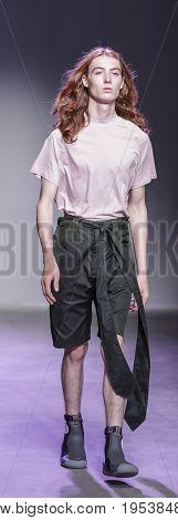 Nyfw: Men's - N-p-elliott Ss18 Collection