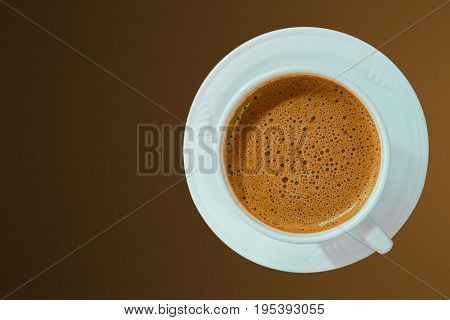 hot chocolate and coco for healthy drink