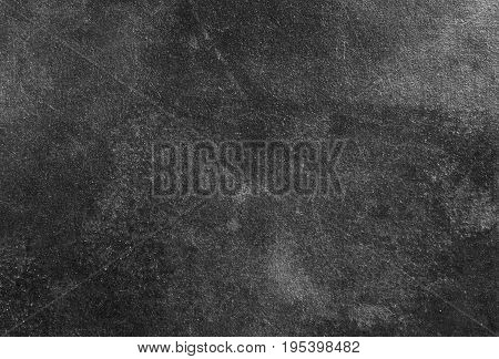 Background Pattern Natural Rough Dusty Black Slate Background or Texture with Copy Space for Text Decorated.