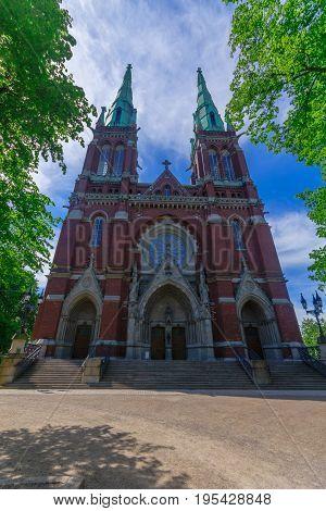 St. Johns Church In Helsinki