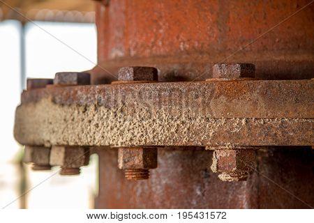 Flange Metal Pipe Industry