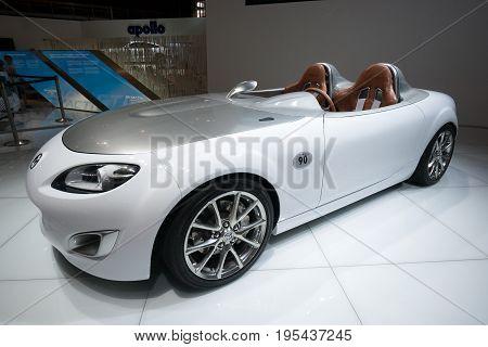 Mazda Mx-5 Concept Car