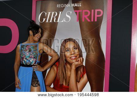 LOS ANGELES - JUL 13:  Regina Hall  at the