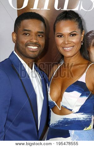 LOS ANGELES - JUL 13:  Larenz Tate, Guest at the