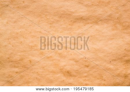 Special handmade type of the cloudy parchment paper