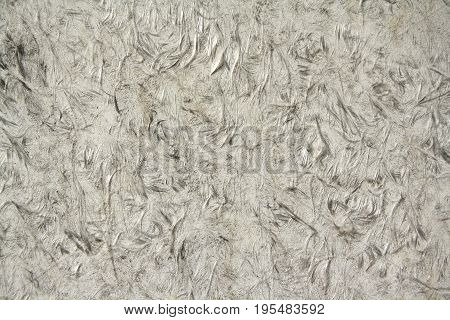 textured background of colored crushed aluminium v