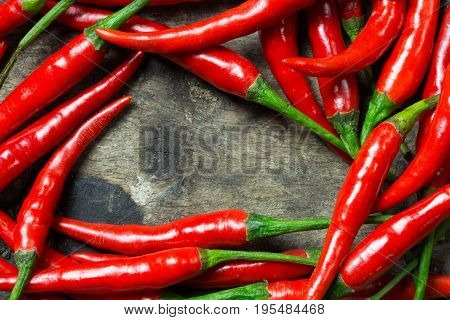 Red Hot Chilli, Spicy Vegetables Food