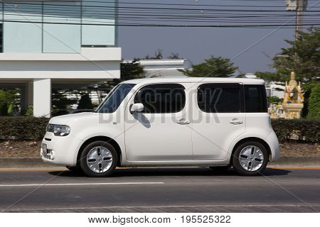 Private Nissan Cube Mini Van.