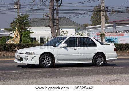 Private Old Car Honda Accord