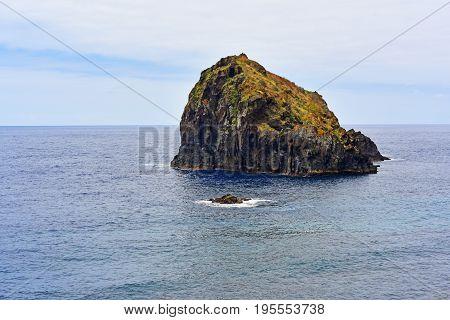 Ilheus Da Rib And Ilheus Janela Rocks.