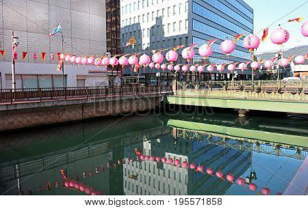 Jan 27, 2017 Nagasaki Chinese New Year Lantern Festival. Japan