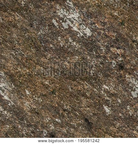 Seamless Texture Of Rocks And Stones