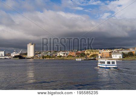Mersey River, Devonport, Tasmania