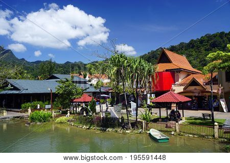 Lngkawi Island, Malaysia, Asia