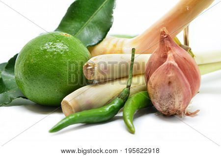 Thai Tom Yam Soup Herbs