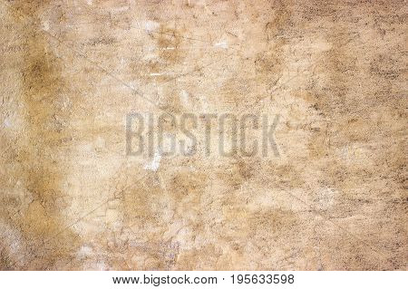 Beige Concrete Wall Background Cement Colored, Abstract Structure Building