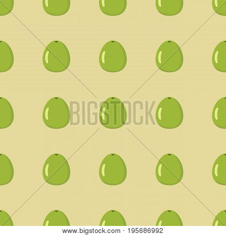 Pomelo vector seamless pattern. Cartoon fruit stylish texture. Repeating Pomelo fruit seamless pattern background for friut design and web