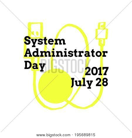 System Administrator Appreciation Day, July