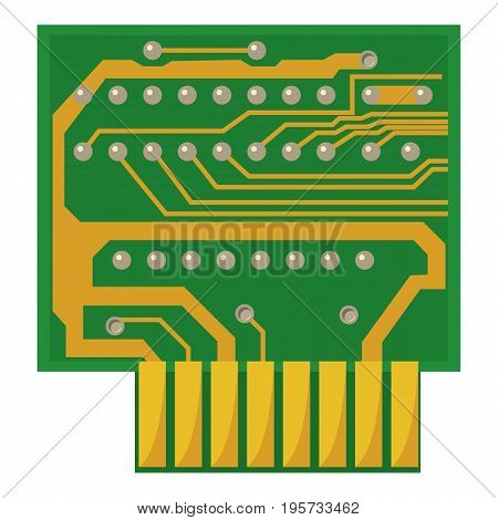 Sensor icon. Cartoon illustration of sensor vector icon for web
