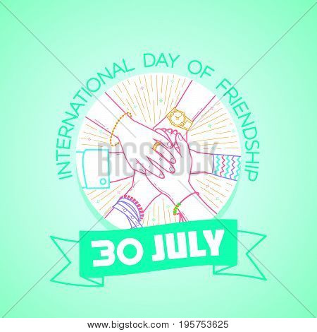 30 July International Day Of Friendship