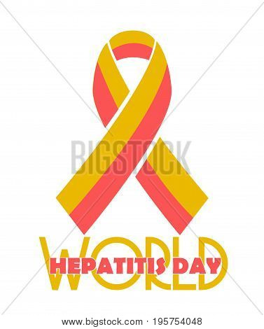 Poster World Hepatitis Day