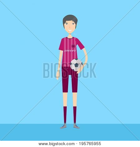 Sportlady Character   set of vector character illustration use for human, profession, business, marketing and much more.The set can be used for several purposes like: websites, print templates, presentation templates, and promotional materials.