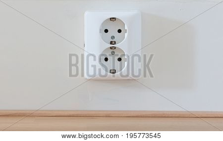 European Power Socket