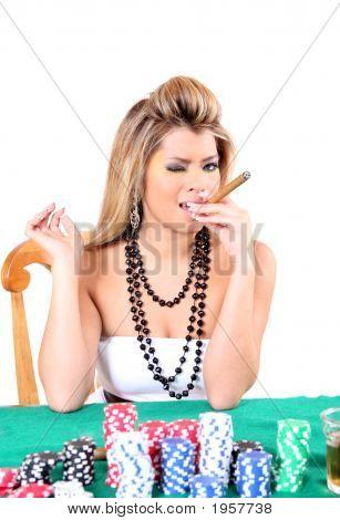 Poker Woman 2