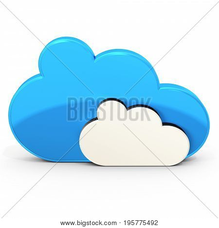3D Cloud Computing