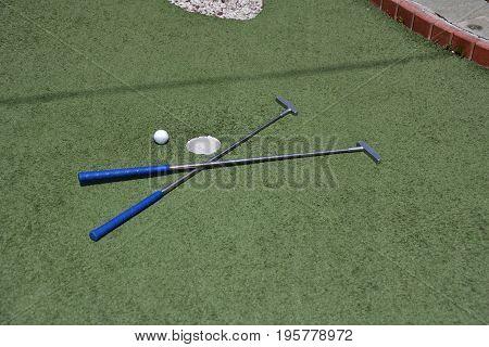 Game Mini Golf