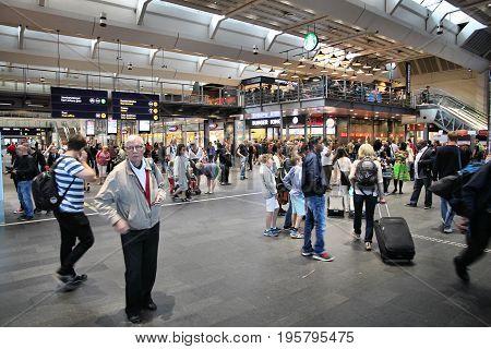 Oslo Railway Station