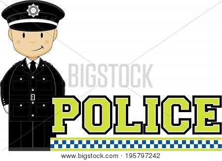 P Is For Policeman 95
