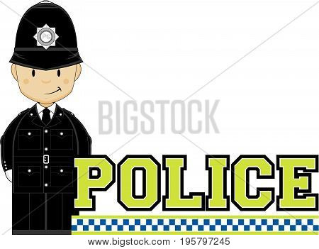P Is For Policeman 96