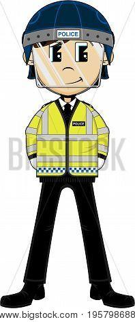 Riot Policeman.eps