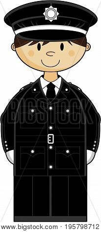 Uk Policeman.eps