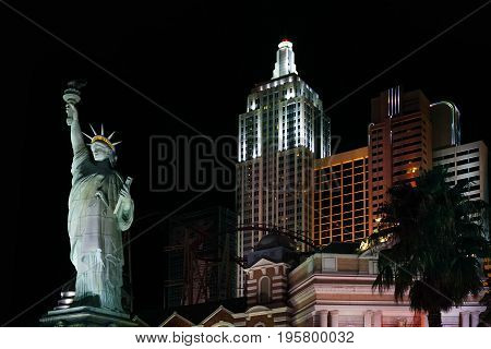 New York-new York Hotel Casino