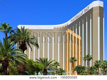 Mandalay Bay Hotel And Casino On The Strip