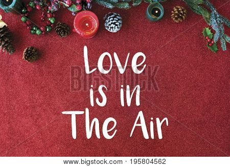 Happy Holiday Love Celebration Feast