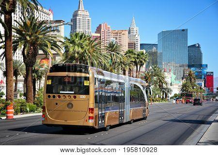 Public Transportation Las Vegas